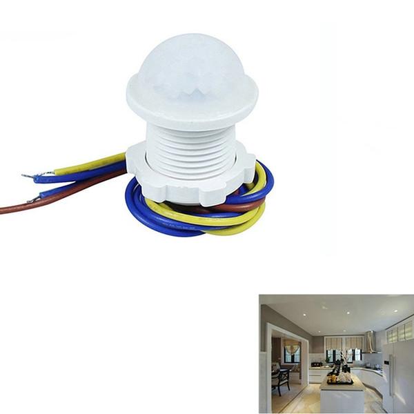 Pir LED a infrarossi del corpo umano induzione del sensore 85-265V