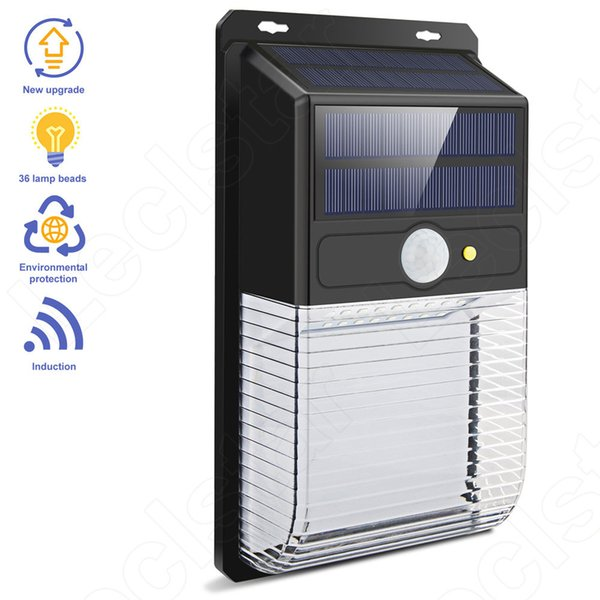 36LEDs Solar Lights