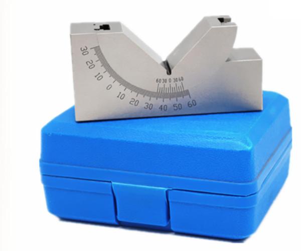 top popular Precision adjustable angle gauge, grinding machine milling angle angle gauge 100X30X50mm 2021