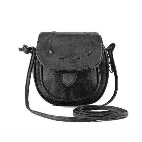 Cheap Bags for women 2018 Lovely Cute Girl Pu Leather Mini Small Adjustable Shoulder Bag Handbag Luxury Handbags Women Bags