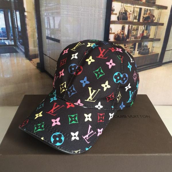 Top Quality Celebrity design Letter embroidery Berets Cap Ball Caps Men Woman Baseball cap Golf hat Brim Hats 010 With Box