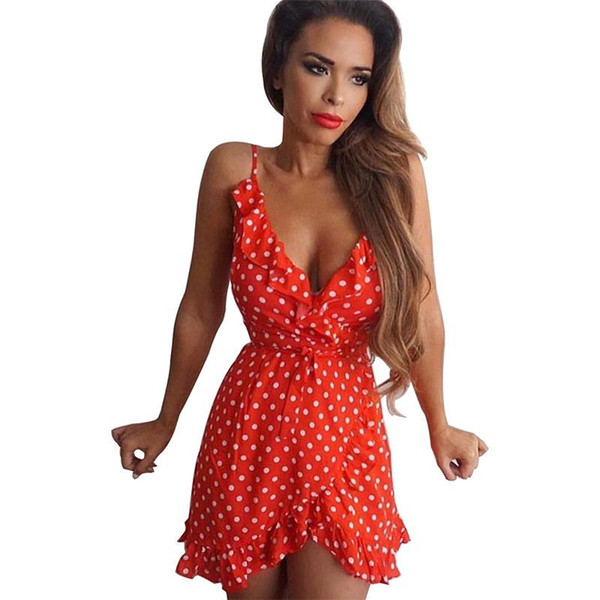 Women Multicolor Print Star Irregular Ruffle Sling Dress Sexy Shoulder Off Oblique Boho Beach Summer Dress Midi Vestido