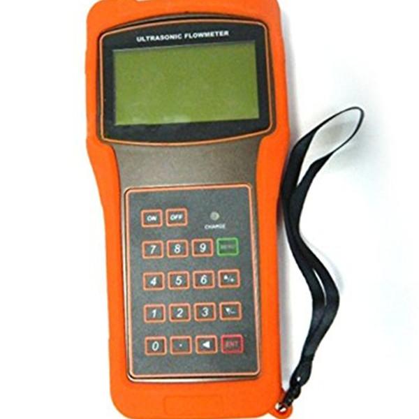 TUF-2000H Digital Ultrasonic Flowmeter Flow Meter with Standard Transducer TM-1 Measuring Range DN50-700mm