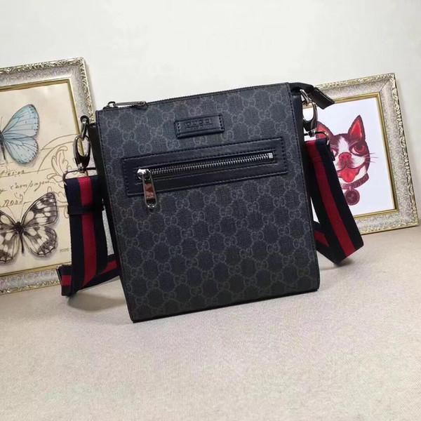 2019 de alta qualidade 523599-1 21..23..4cm moda único ombro sacos, bolsas masculinas e femininas, bagagem, mochilas, couro, frete grátis