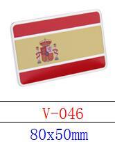 Spanien-Flagge.
