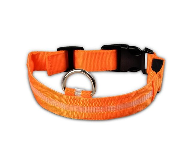 Collar-Orange(With battery)