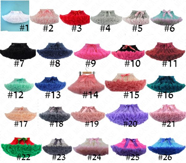 mixed, or choose from 26 colors
