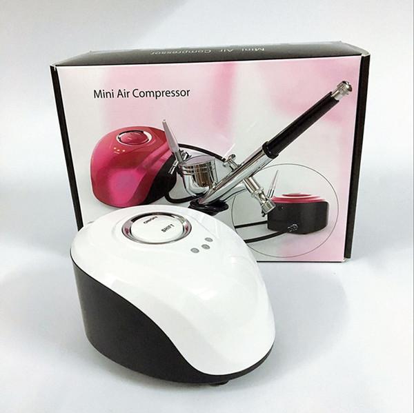 SPA Sprayer Maschine Nano Hochdruck Gesichtsdampfer Wasser Sauerstofffüllung Meter Vernebler Gesicht Schönheit Gerät Gesichtspflege Werkzeuge