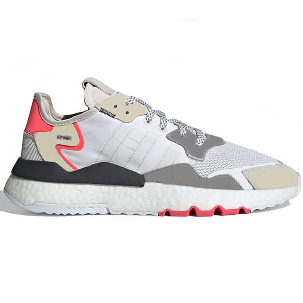 C12 36-45 bianco grigio rosso