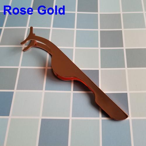 Rose Gold+PVC Bags