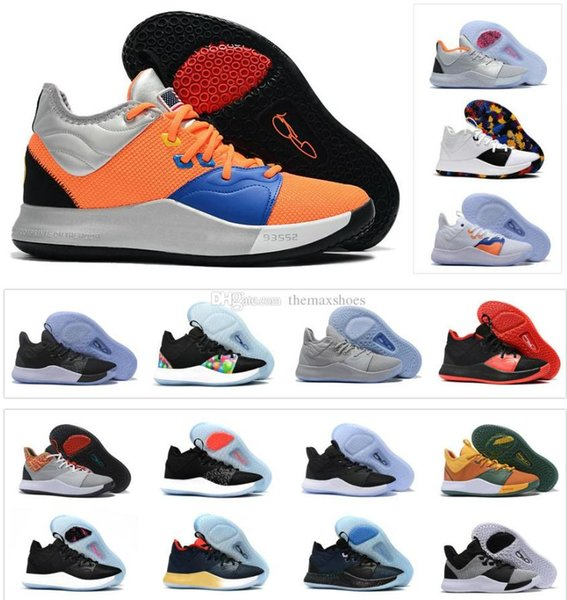 Paul George PG 8 Aair 6 JORDAN 1 3s PALMDALE III P.GEORGE Basketball Shoes Cheap PG3 Starry Blue Orange Red Black Sports Sneakers 123 365