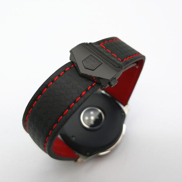 Black buckle 20mm