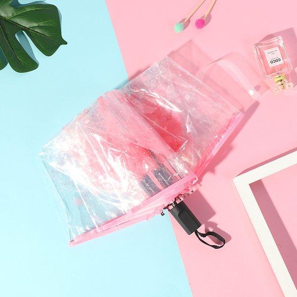 Manuale di fiori di ciliegio rosa