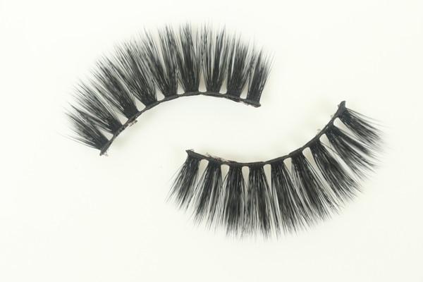 10 Style 3D Eyelashes Handmade Mink False Lashes Soft Natural High Quality 3d lashes Free DHL