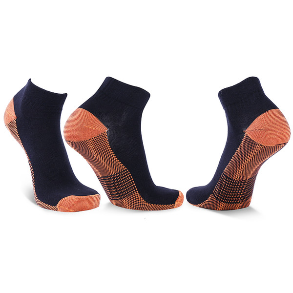 5 pairs Unisex Miracle Copper Compression Socks Anti Vein Professional Ankle Women Men socks T190917 T190918