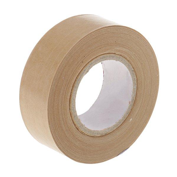 top popular 50meters Gummed Kraft Paper Tape, Adhesive & Water Activated Sticker 2021