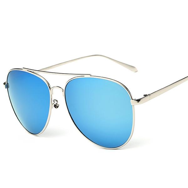 Солнцезащитные очки оптом мужские новые поляризованные очки Классические солнцезащитные очки с большой оправой с цветными пленками
