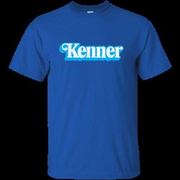 Kenner logotipo, atacado, brinquedos, figuras de ação-G200 atacado t-shirt