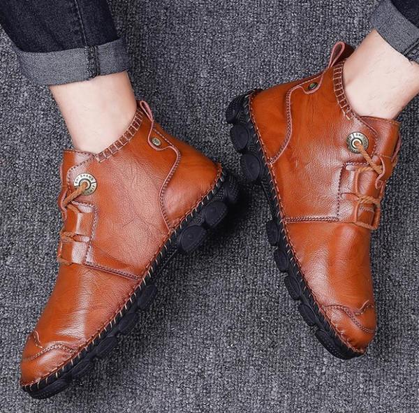 Alta qualidade mulheres inicialização cavalo couro dos homens militares botas de inverno botas casais botas, estilo Rider tubo longo, sapatos casuais, sapatos grandes estaleiros V30