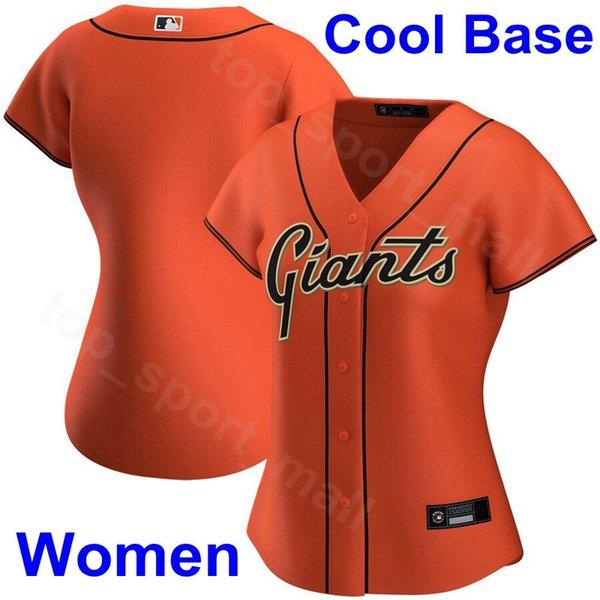 Women Orange