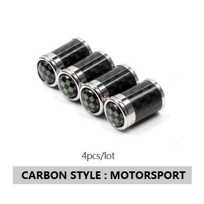 4pcs-أسلوب رياضة الكربون