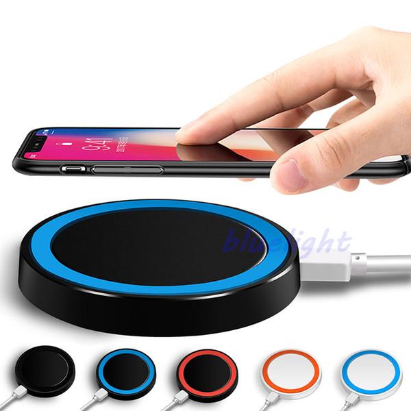 Proelio mini qi wirele charger u b charge pad charging for iphone x 8 8 plu am ung galaxy 6 7 edge 8 plu note 5 8