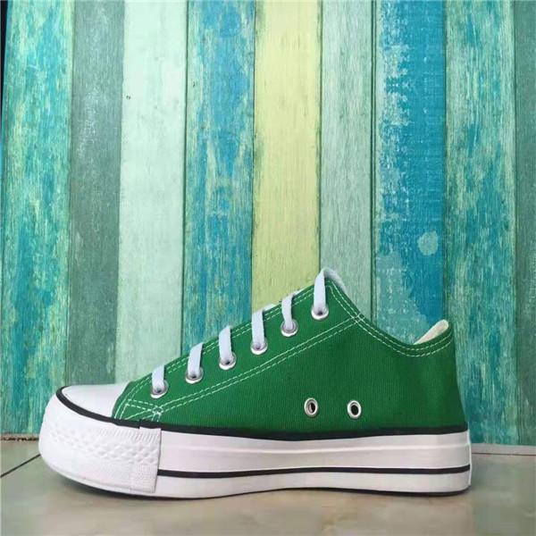 8-Green Low-Top