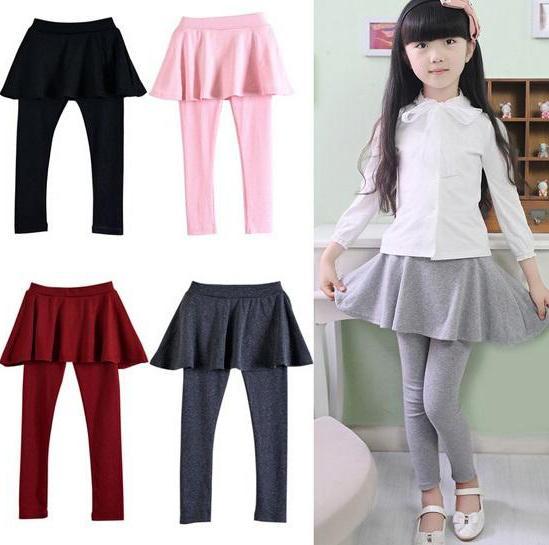 e20665ec339 New Arrive Spring girl legging Girls Skirt pants Cake skirt girl baby pants  kids Skirt free shipping in stock Free shipping DHL