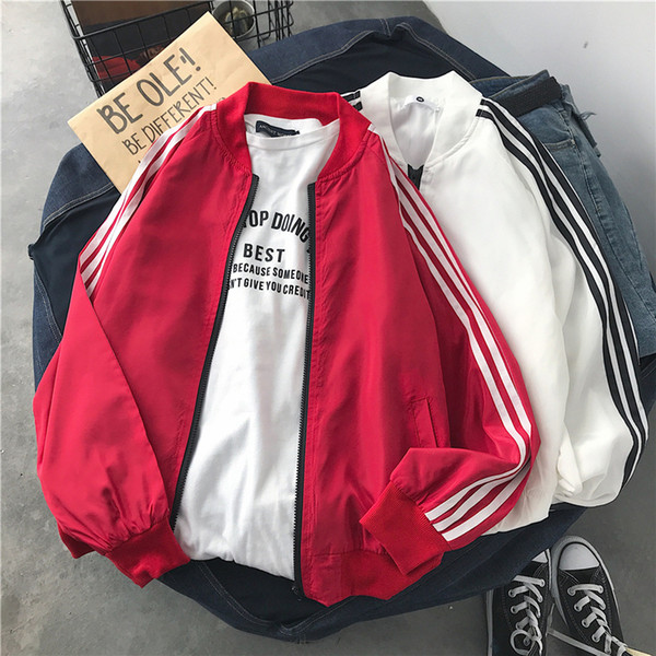 Классические мужские красивые весенние и осенние мужские куртки, однотонные куртки, тонкие куртки, легкая застежка-молния Mens Slim Fit с длинным рукавом