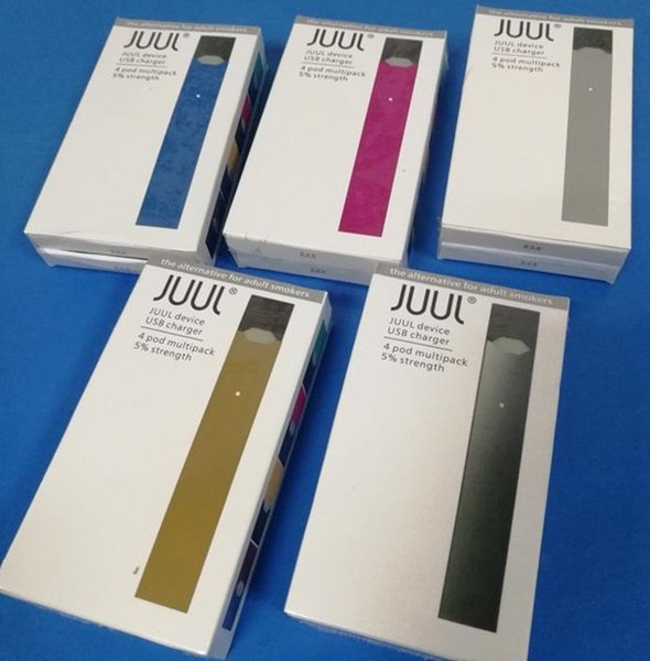 2019 Juul Starter Kit System Rechargeable Juul Device Replacement Multipack  Pods Blush Gold Limited Edition Juul With 4 Pods From Vapeshop01, $13 47 |