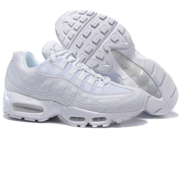 Compre Nike Air Max 95 Mens Designer Shoes Basketball Shoes Melhor Chaussures Mens Tênis Clássico 95 Homens Designer Ao Ar Livre Tênis Branco Preto