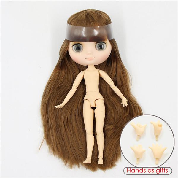 h -matte does-middie Puppe (20cm)