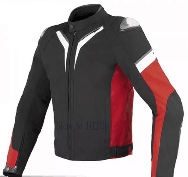 Motorcycle Jacket Dain Super Protection Men's Racing Jacket Best New Chaquete moto Titanium Locomotive parkour