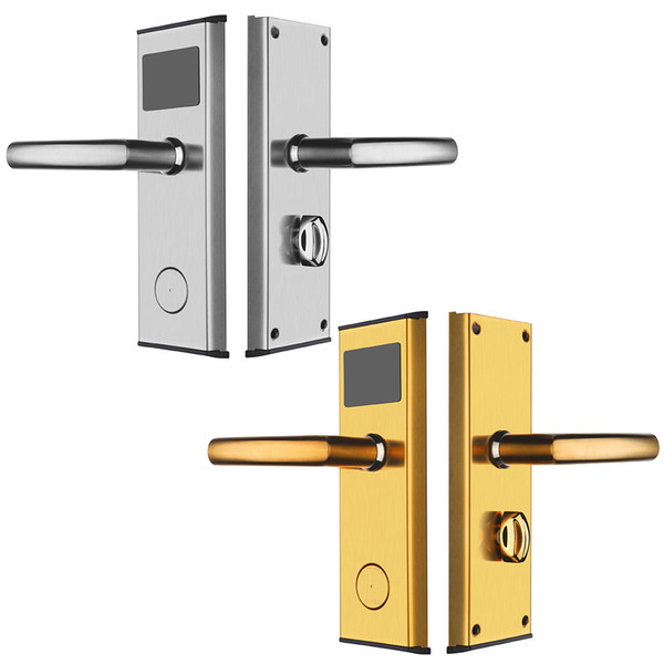 best selling Digital Lock for Hotel Door With Cards Keys Anti-rust And Anti-Corrosion Door