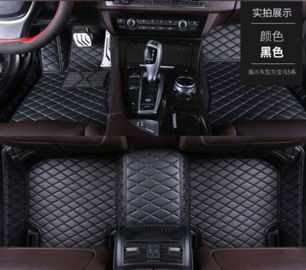 car floor mats for Mercedes Benz E class W211 W212 W213 E220 250 350 280 300