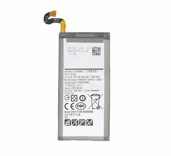 1x 3000mAh 3.85VDC EB-BG950ABE Batteria di ricambio per Samsung Galaxy S8 G950 G950 G950 G950 G950 G950 G950 G950 G950 G B50
