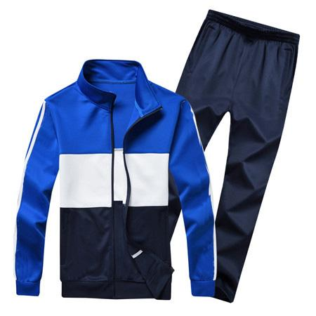Mens Designer Survêtements Sweatshirt + Pantalon Sports Running Set Collège High Street Style Kits Famille Costumes De Mode Manteau Pant avec B100100Q
