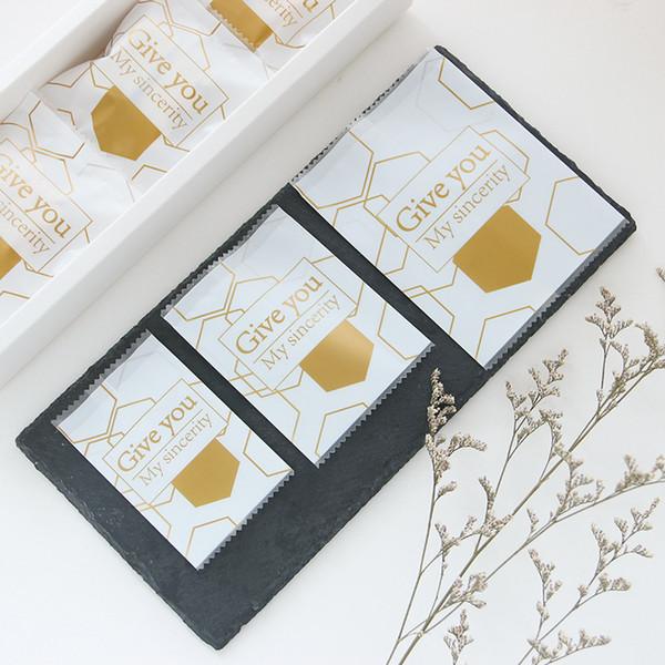 1000pcs Emballage Sac d'emballage Sac pour les biscuits sucreries et bonbons