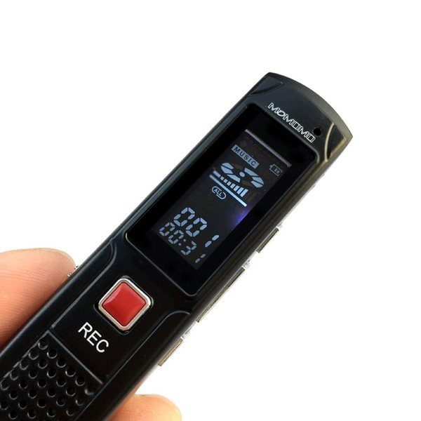 Professional portable Digital Audio Voice Recorder Built-in storage 8GB with Music Player Audio playback SK013