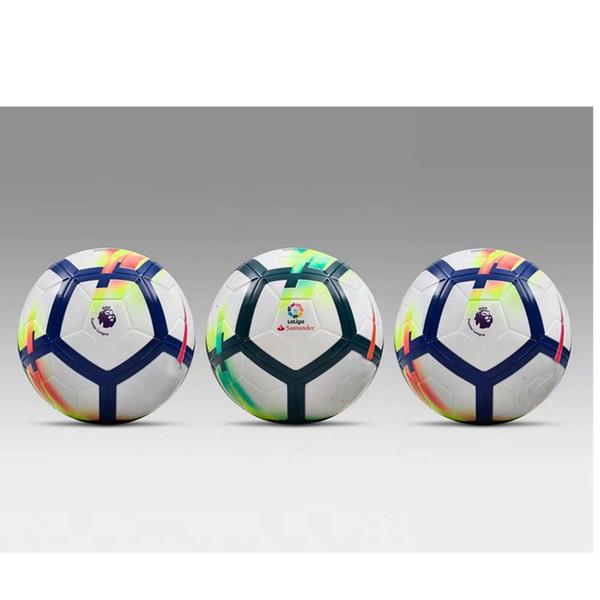 Top Quality Premier League Bola de Futebol Laliga NK fabricação Integrada  resistente ao Desgaste bola presente 73b90d6e565d2