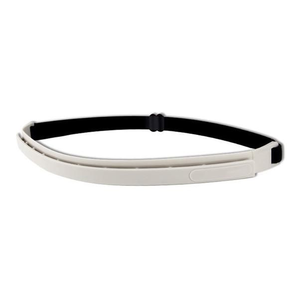 Unisex Elastic Running Tennis Sweat Absorption Yoga Sweatband Football Soft Sports Silicone Flexible Anti-slip Adjustable
