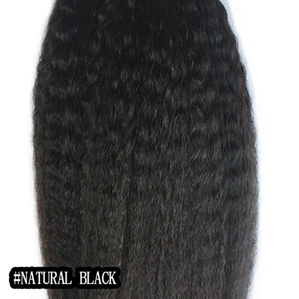 #Natural Черный