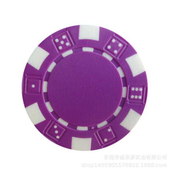 CLT Chip Factory fournit de nouveaux matériaux, des dés, des jetons, des pièces de monnaie, le Texas Hold'em, des jetons, des pièces de jeu et un LOGO sur mesure.