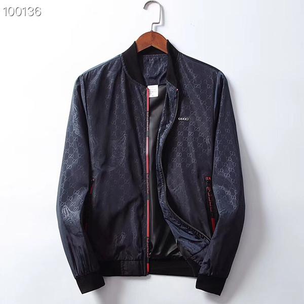 RR 19SS marca de moda italiana jaqueta corta-vento Medusa snake jaqueta de impressão dos homens casuais de mangas compridas com capuz jaqueta M-3XL