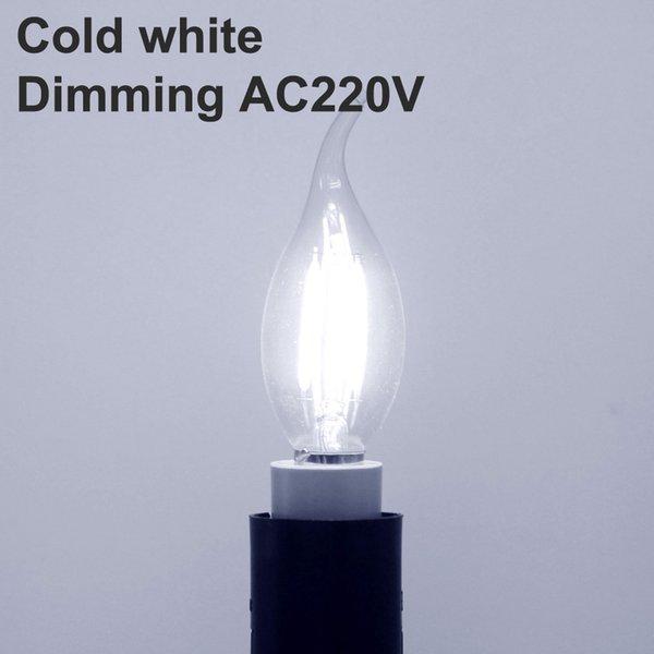 بارد الأبيض يعتم AC220V