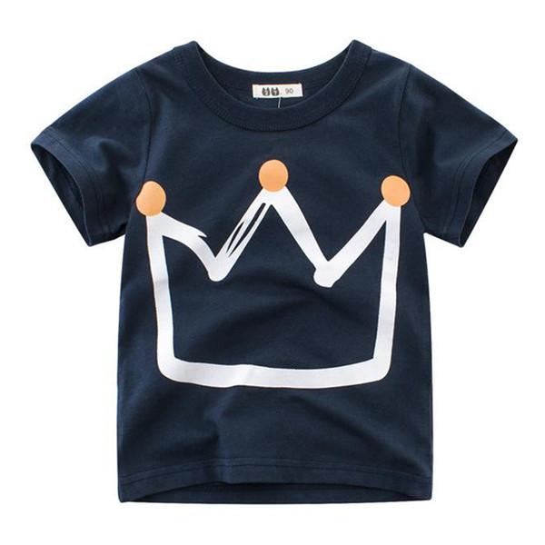 best selling Kids Designer Clothes Boy Children T shirt Baby Boy Girl Clothes For Summer Infant Clothing Toddler Kid Big Boys Clothes