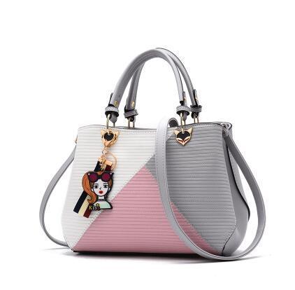Ladies big bag ladies 2019 winter new fashion ladies bag all-in-one handbag fashion trend one-shoulder crossbody bag c5
