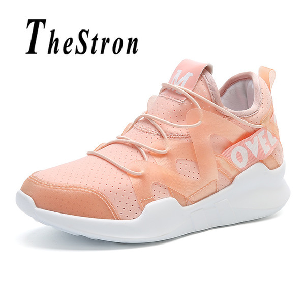 Women Running Shoes Spring Autumn Fitness Ladies Sneakers White Black Sneakers China Comfortable Gym Trainers Shoes Female