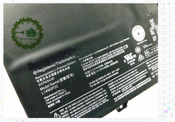 L14M3P22 New 11.1V 45Wh 4050mAh Laptop Battery for Lenovo K41-70 M41-70 Series