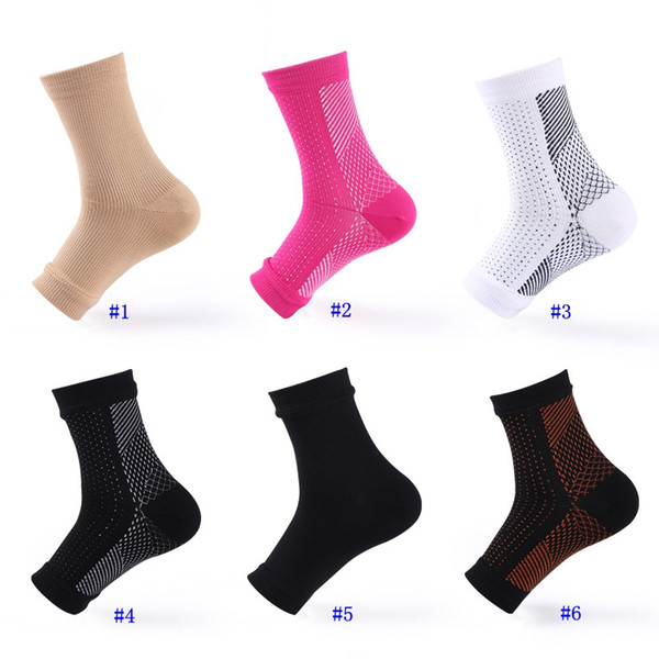 Foot Compression Sleeve Recovery Ankle Sleeve Foot Sleeve Best Ankle Heel Support Socks Foot Ange Guarding Plantar Fascia MMA2293
